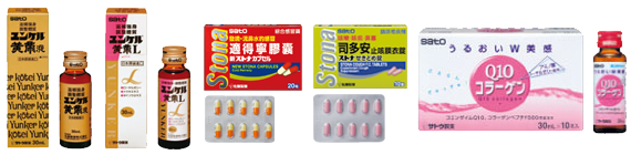 YUNKER/YUNKER L/NEW STONA CAPSULE/STONA COUGH TABLET